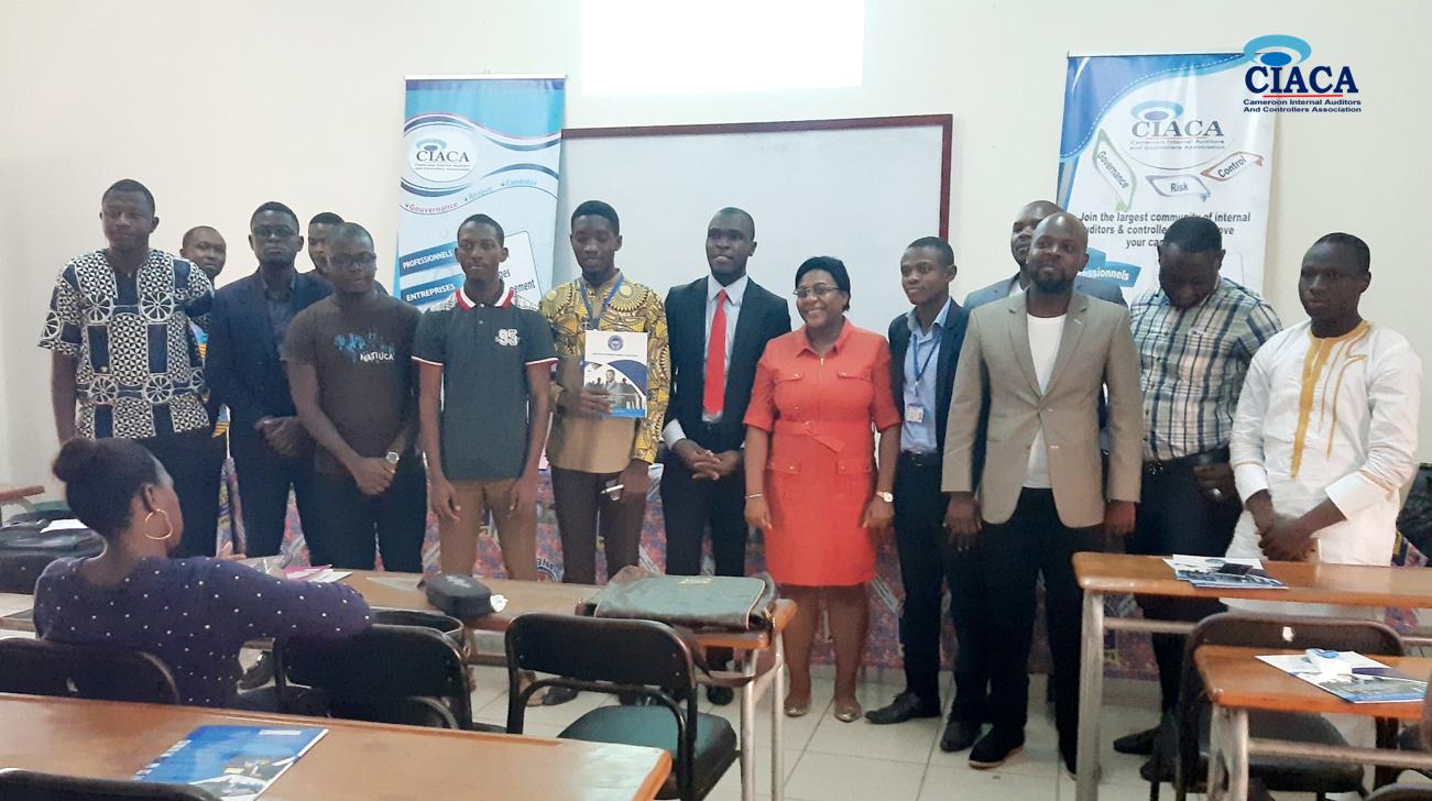 CIACA Tour 2020 - Saint Jérôme Douala