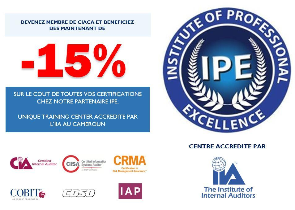 Ipe for ciaca members 1