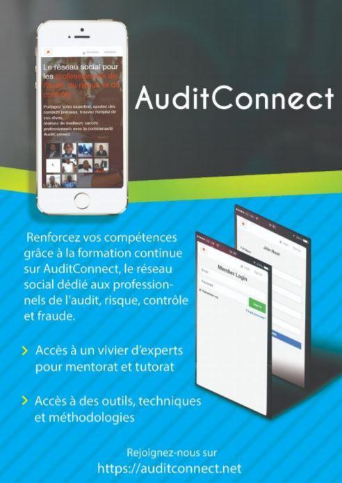 CIACA sur AuditConnect